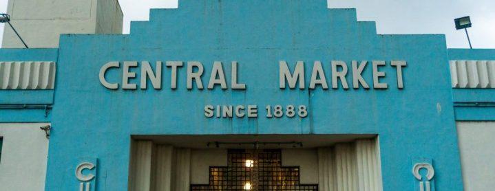 Le central market de Kuala Lumpur, empire des goodies souvenirs