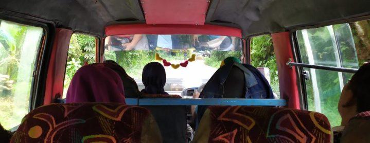 Medan : bagarre avec la mafia des transports