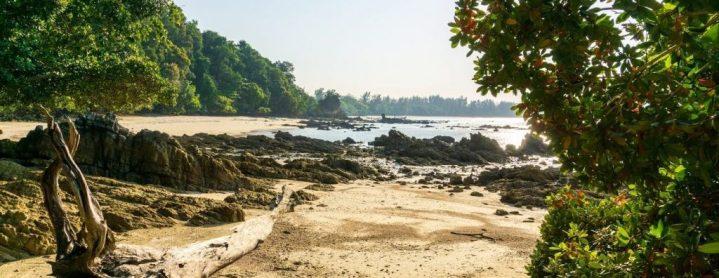 Koh Phayam, l'île paradisiaque ?