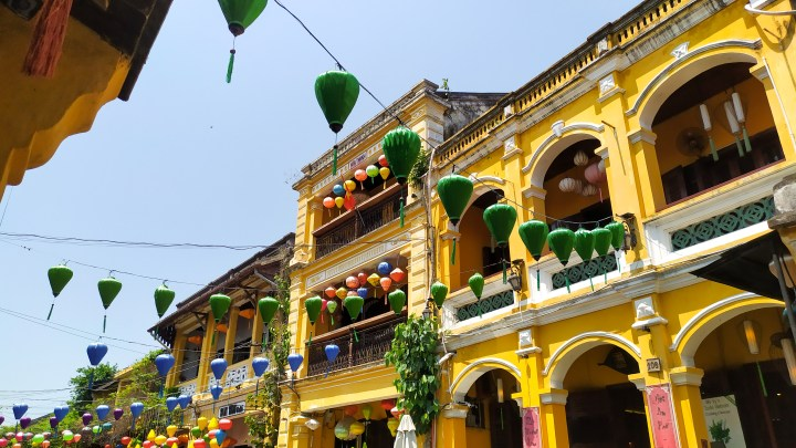 Le vieux centre de Hoi An