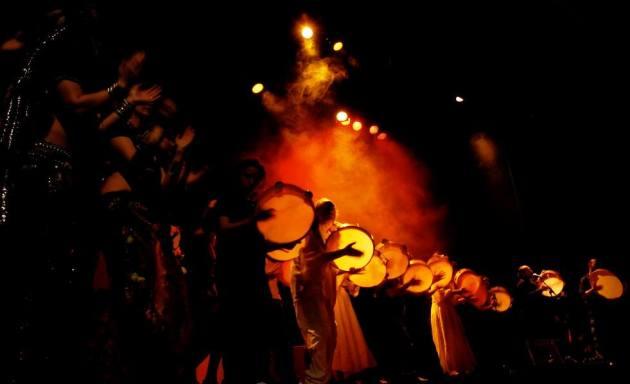Tamburi del Vesuvio 2015
