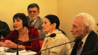 Carla Fracci Alberto Testa Claudia Celi