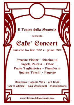 Cafè Concert