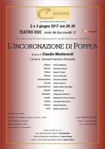 Incoronazione Poppea S_Cecilia