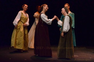 Humor Bizzarro 2017 musica antica danza storica