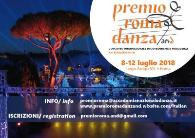 Premio Roma Danza Video-Dance