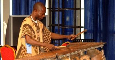 MAXXI Trittico Afro Draman Konatè
