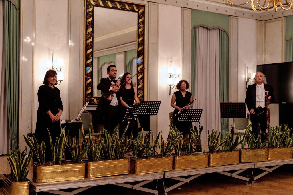"""Musica dal vivo per il """"Gran Ballo d'Autunno"""""""