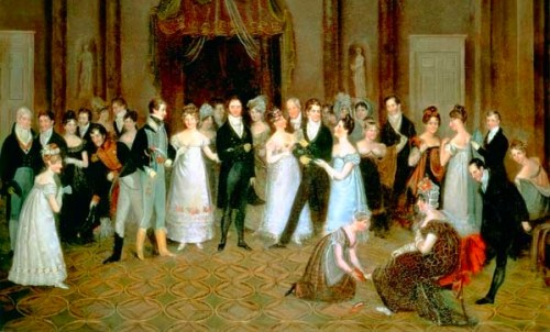 twelfth night tea dance