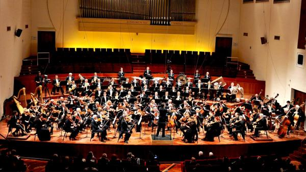 Audizioni orchestra RAI Torino