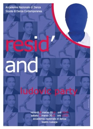 Ludovic Party ResidAND 2019