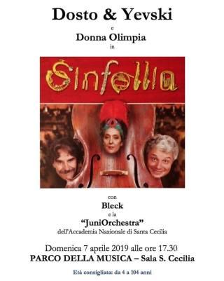 Dosto & Yevski Sinfollia