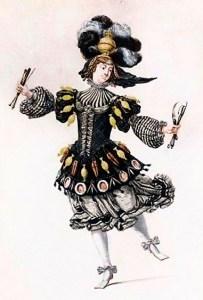 SMAV danza barocca