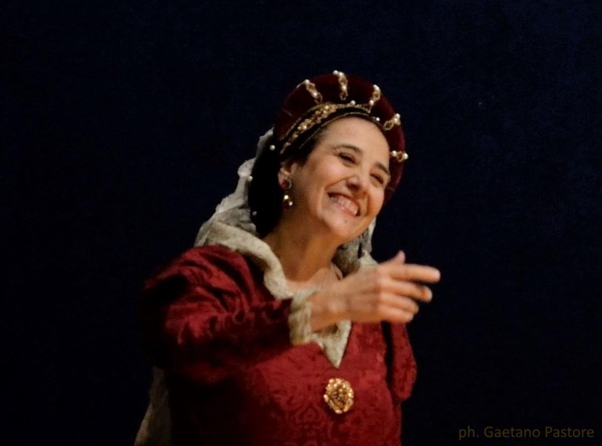 Humor Bizzarro 2019 - Claudia Celi: Danze fra Cinquecento e Seicento