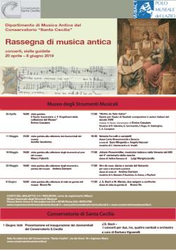 Santa Cecilia Museo degli Strumenti musicali