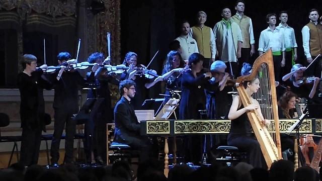 Monteverdi Choir Orchestre Révolutionnaire et Romantique