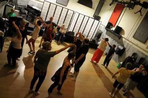 Danza ottocento Paolo Di Segni