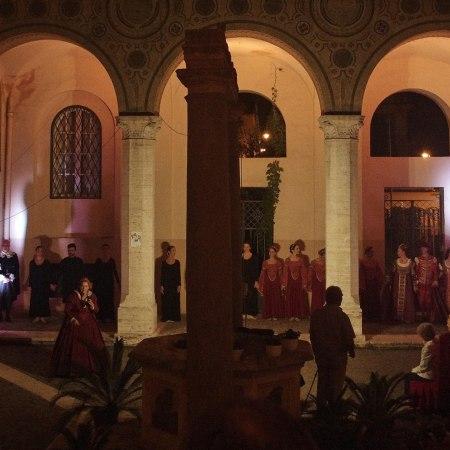 Ostia Governatorato danze storiche AND