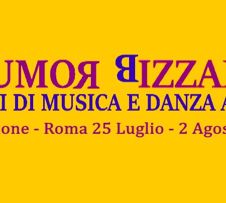 Humor Bizzarro Musica Danza antica