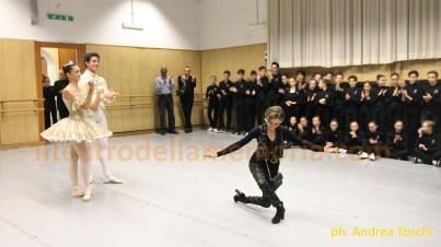 Laura Comi Scuola di Danza Opera Roma