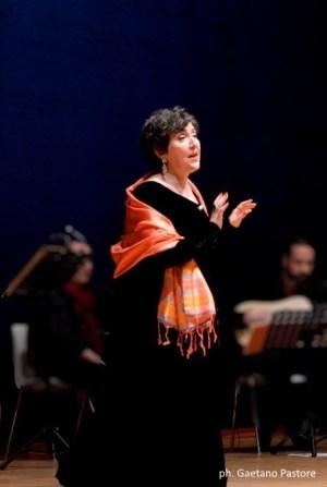 Rosanna Rossoni canto rinascimentale