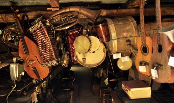 Bando strumenti tradizionali
