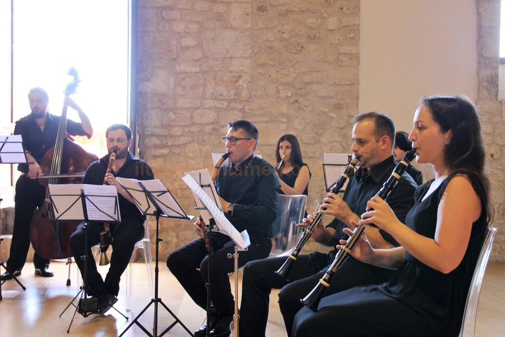 corno di bassetto clarinetto classico