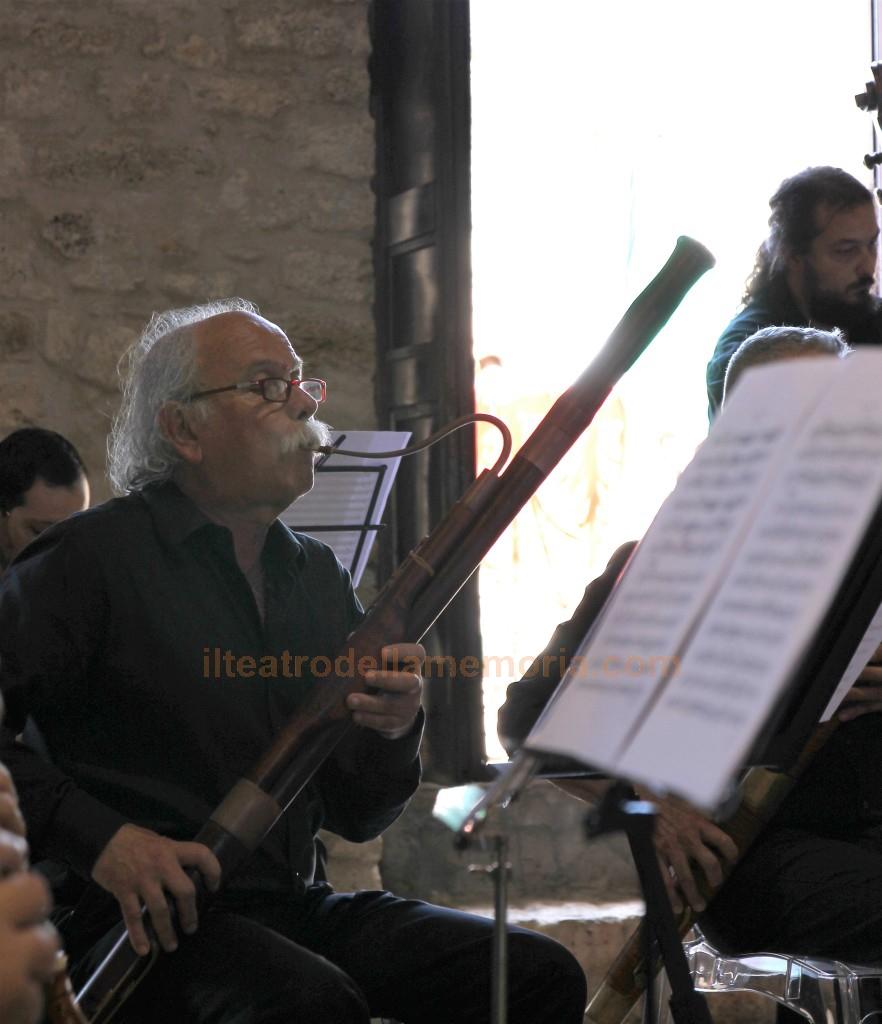 Fagotto classico Andrea Toschi