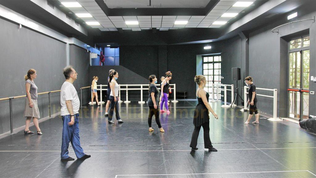 Ilaria Sainato danza XVIII secolo