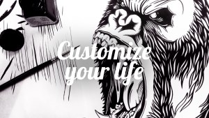 Tela-customizeyourlife