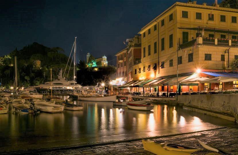 Portofino, piazzetta di Portofino