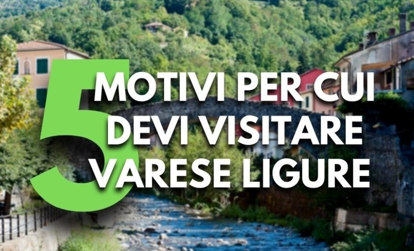 Cosa vedere a Varese Ligure