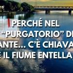 Divina Commedia Dante, fiumana bella, Chiavari