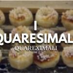 dolci Quaresimali