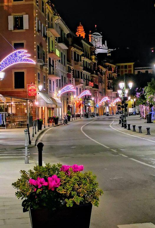Santa Margherita Ligure, quartiere di Corte