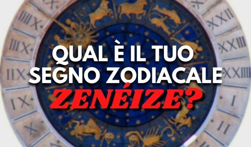 Zodiaco in genovese