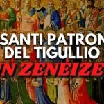 Patroni e santi in genovese