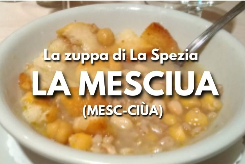Mesciua, zuppa di La Spezia