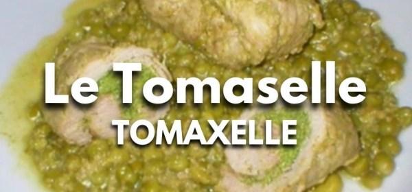 Tomaselle, involtini di carne