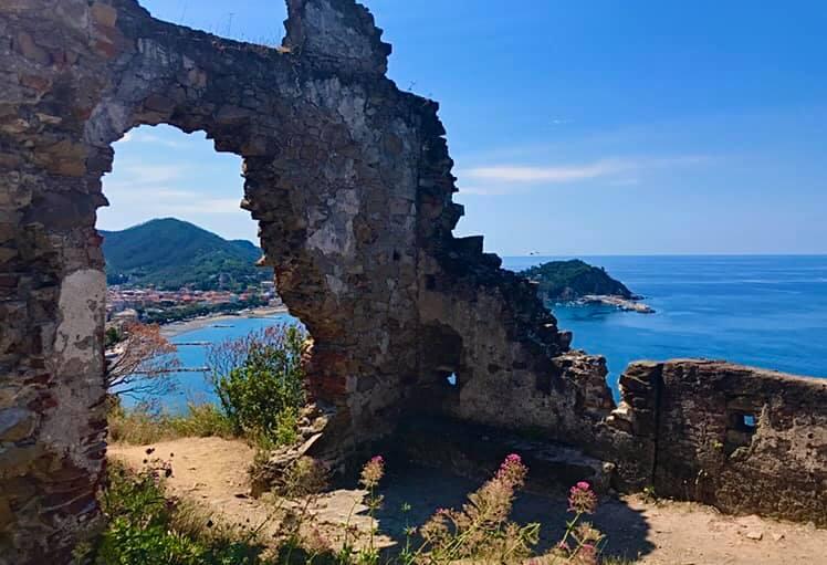 Rocche di Sant'Anna a Sestri Levante