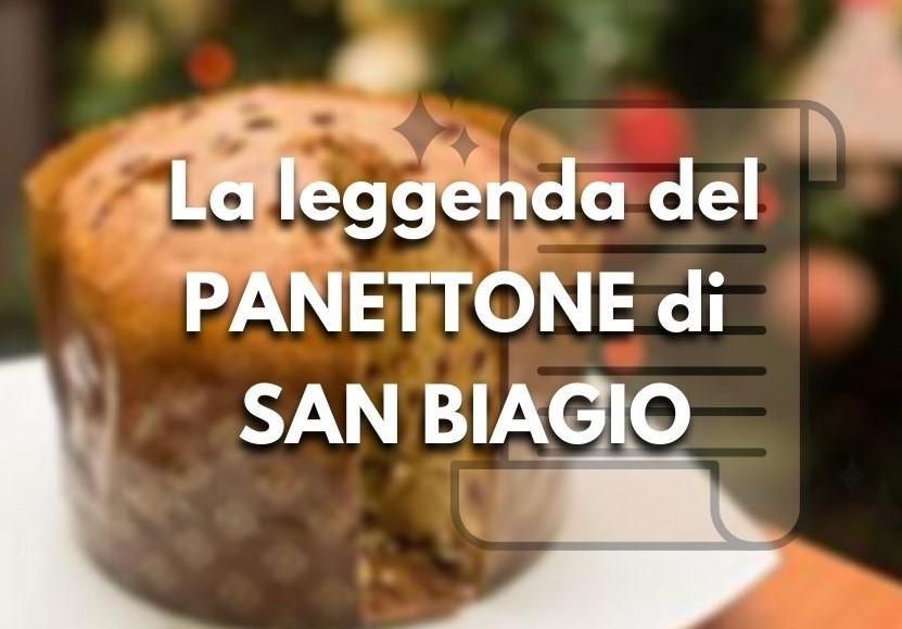 panettone di San Biagio