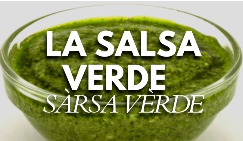 ricetta della salsa verde