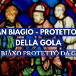 San Biagio protettore della gola
