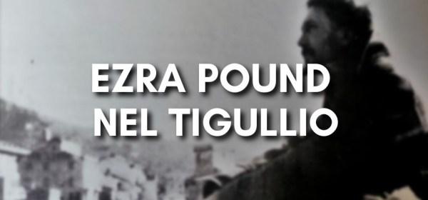 Tigullio, Ezra Pound