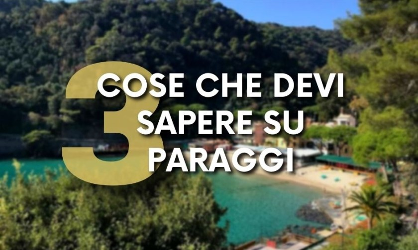 Paraggi, Portofino