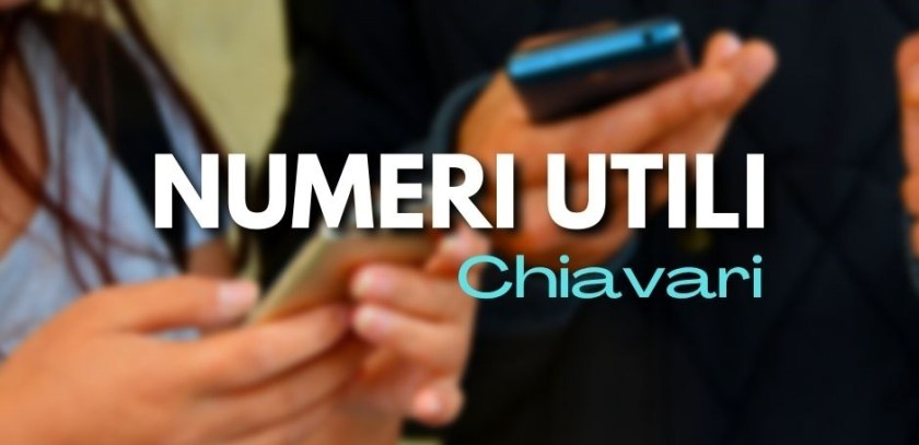 Numeri utili Chiavari