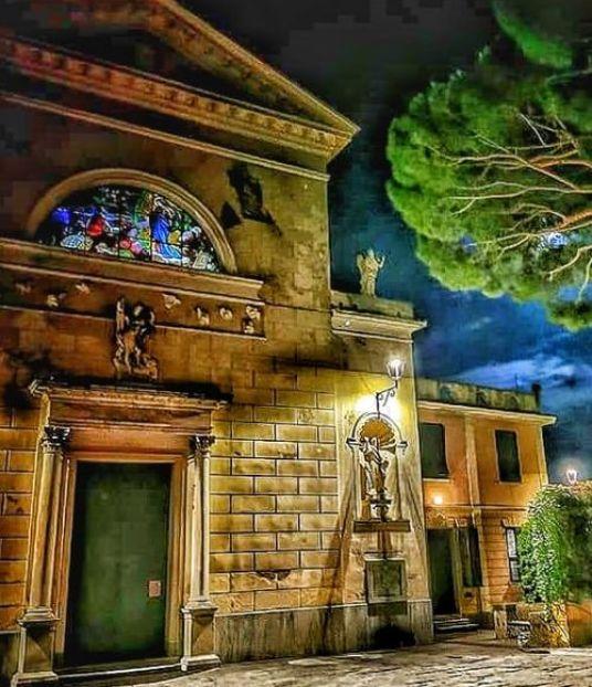 Rapallo, chiesa di San Michele di Pagana