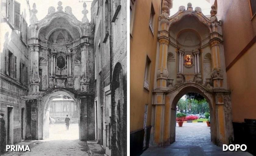 Rapallo Porta delle Saline