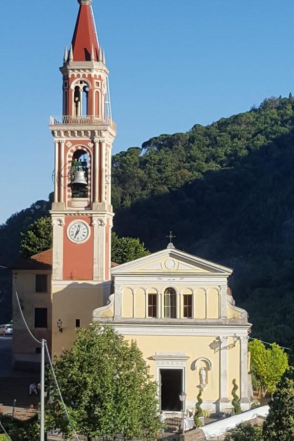 Rapallo, Sant'Andrea di Foggia. Chiesa di Sant'Andrea di Foggia