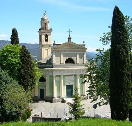 Coreglia Ligure, Chiesa di Coreglia Ligure